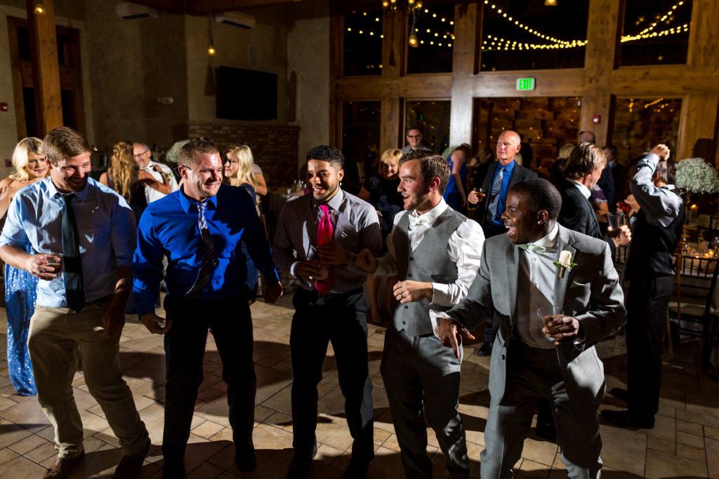 Receptions Rehearsals Estes Park Wedding Association